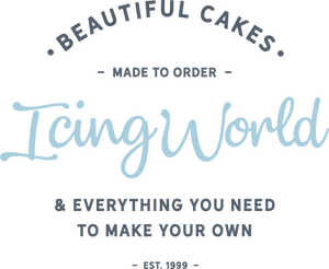 Icing World ... For Beautiful Cakes Made To Order & Everything You Need To Make Your Own