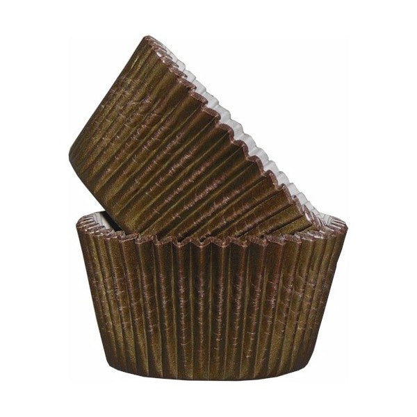 Vogue Muffin Cases - Chocolate