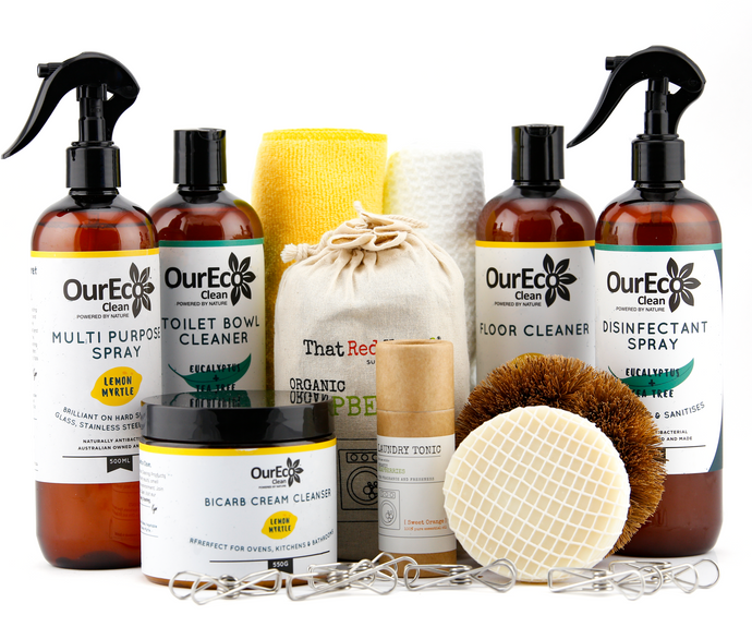 CONSCIOUS CLEANERS PACK