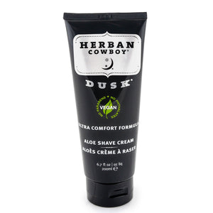 Herban Cowboy Shaving Cream 200ml