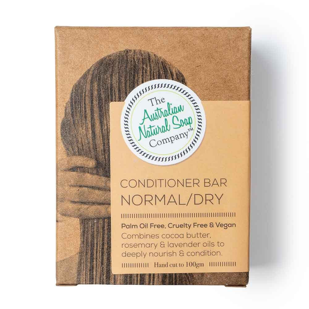 Australian Natural Soap Co Conditioner Bar Normal/Dry 100g