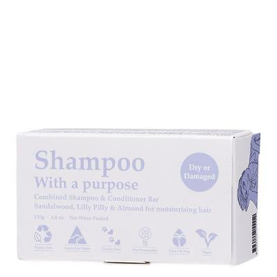 Shampoo With A Purpose - Dry Or Damaged