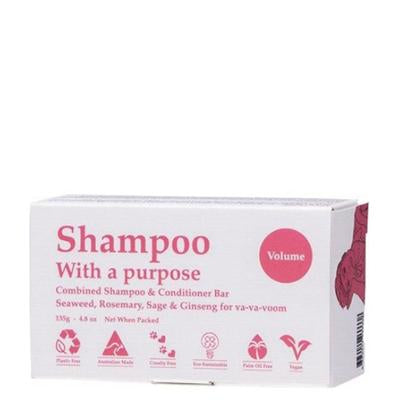 Shampoo With A Purpose - Volume