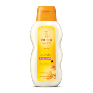 Weleda Body Calendula Body Lotion 200ml