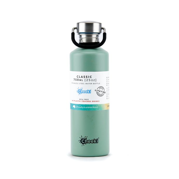 Cheeki Stainless Steel Drink Bottle 750ml