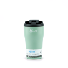 310ml Insulated Reusable Coffee Cup - Pistachio