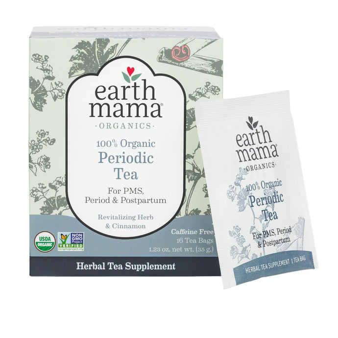 Earth Mama Organic Periodic Tea