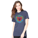 I Love Earth Organic RPET Tee