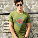 I Love Earth Organic Hemp Tee