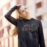 Give Thanks Pullover Hoody