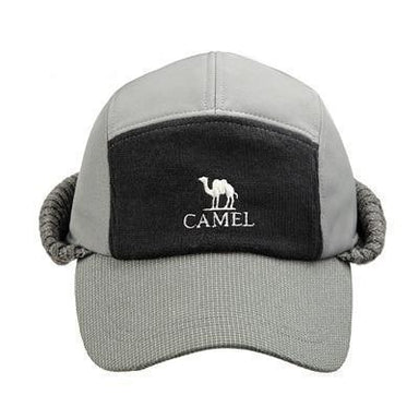 Camel Outdoor Winter Hat - rctik