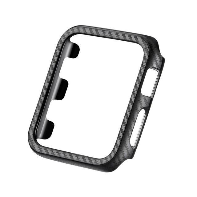 Carbon Shield - Apple Watch Case - rctik