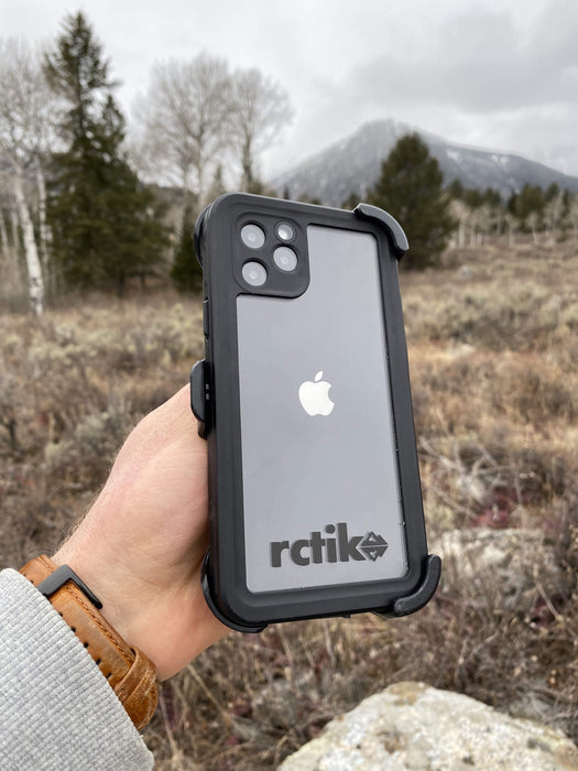 Arctic Case - rctik Limited Edition - With Belt Clip