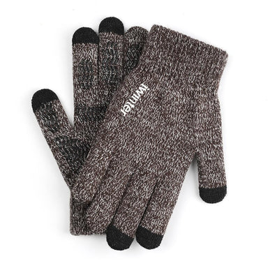 Knitted Touchscreen Gloves - rctik