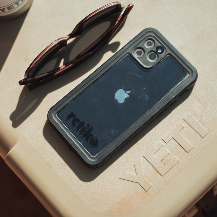 rctik Case - iPhone X & XS - Waterproof - Rugged - Durable - rctik