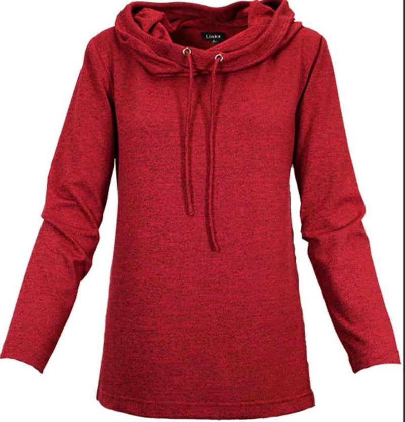 Mikayla Hooded  Sweater