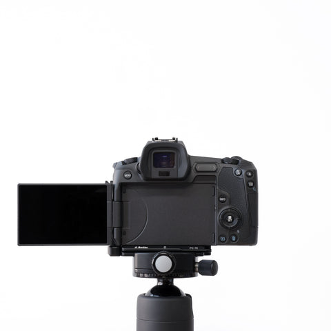Camera plate for EOS-R Mirrorless