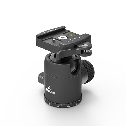 Q3i Traveler Ballhead for Gitzo Traveler Tripods
