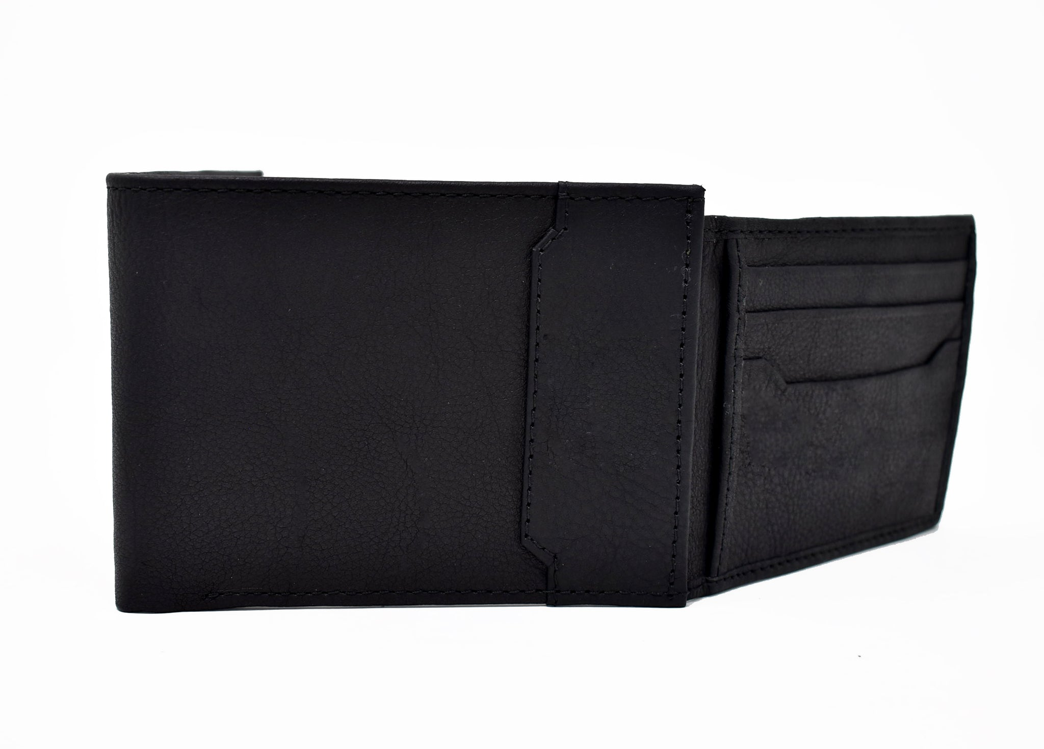 Cartera Triple Negra