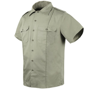 Class B Uniform Shirt - Silver Tan