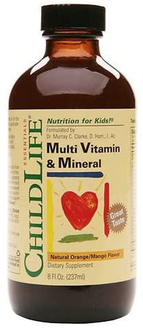 ChildLife Multi Vitamin & Mineral formula 237 ml