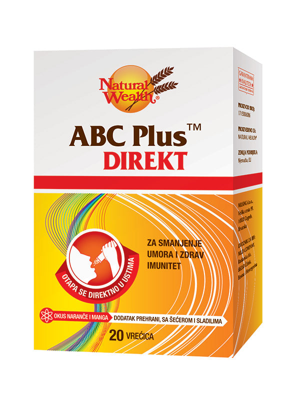 Natural Wealth ABC Plus Direkt 20 vrećica