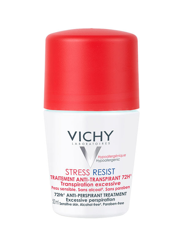 Vichy STRESS RESIST ROLL-ON dezodorans za regulaciju prekomjernog znojenja 50 ml