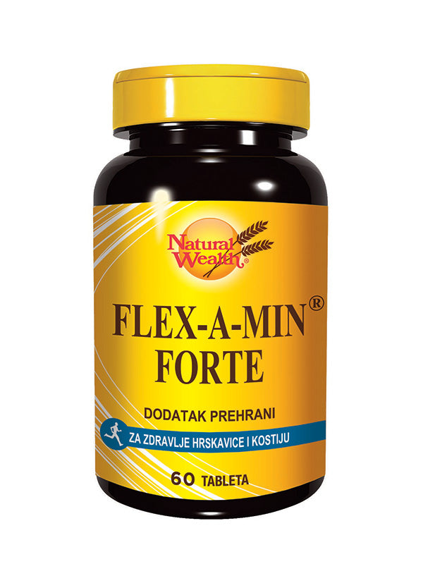 Natural Wealth Flex-A-Min Forte 60 kapsula