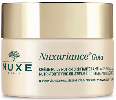 Nuxe Nuxuriance® Gold Crème-Huile Nutri-Fortifiante 50 ml