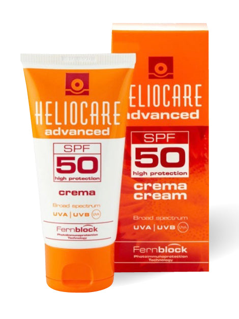 Heliocare advanced krema SPF 50+ 50ml