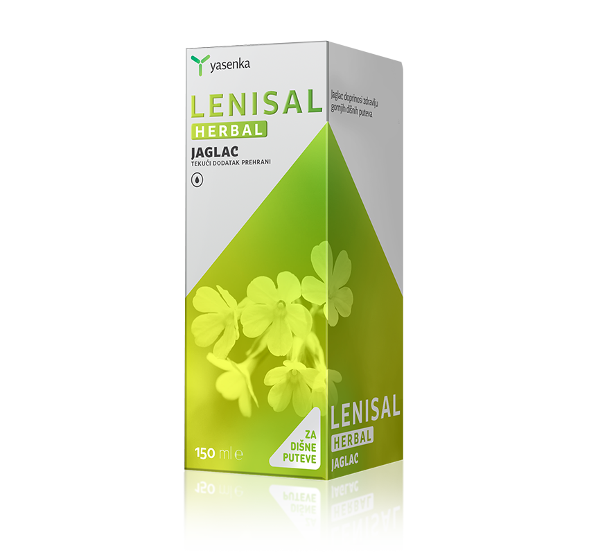 Yasenka Lenisal Herbal Jaglac 150 ml