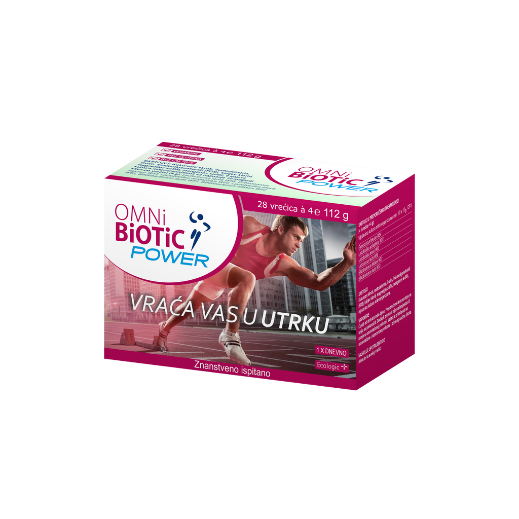 VIP OMNi BiOTiC®POWER 28 vrećica