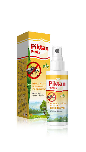Hamapharm Piktan Family Natural, 100ml