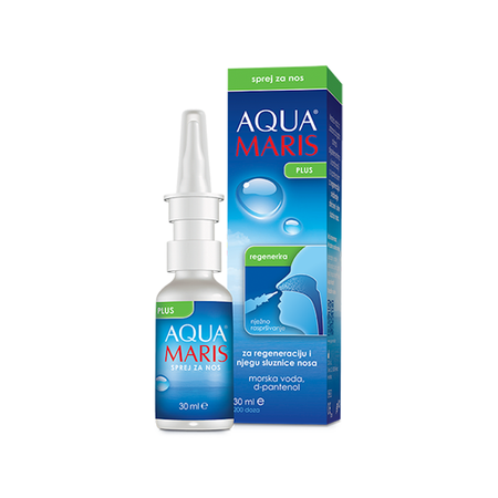 AQUA MARIS® PLUS sprej za nos 30 ml