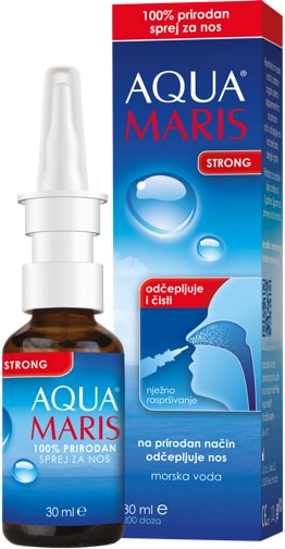 AQUA MARIS® STRONG sprej za nos 30 ml