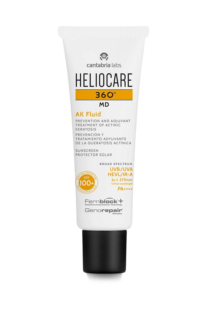 Heliocare 360º MD AK Fluid SPF100+ 50 ml