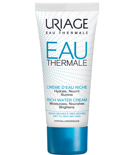 Uriage EAU THERMALE Bogata krema 40 ml