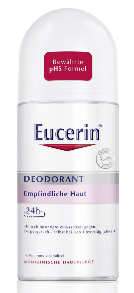 Eucerin Roll-on dezodorans za osjetljivu kožu 50ml