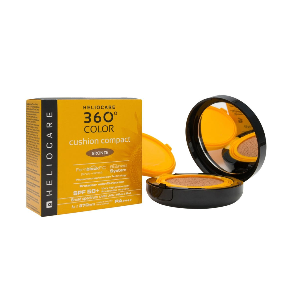 HELIOCARE 360º Cushion SPF50 Bronze