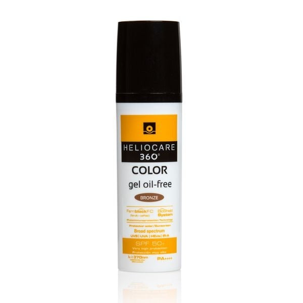 HELIOCARE 360º Gel Oil-Free Color SPF50 Bronze 50 ml