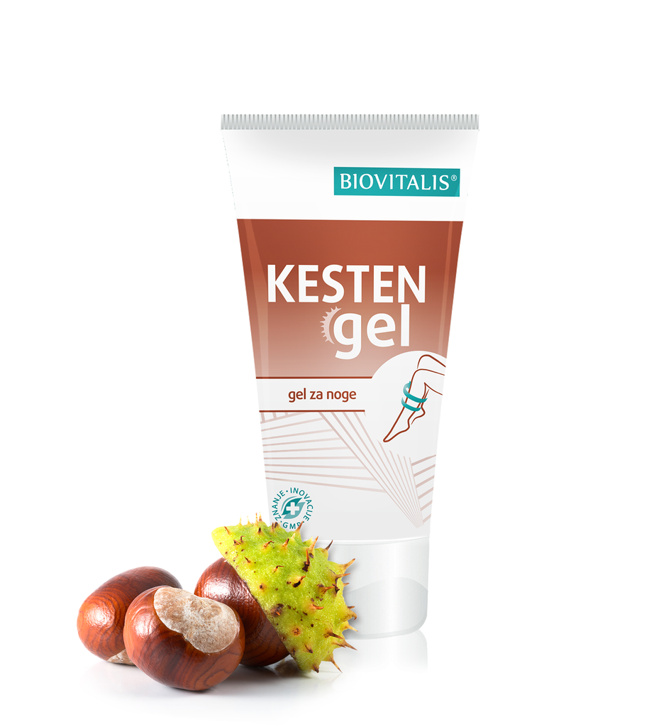 Biovitalis Kesten gel 150 ml