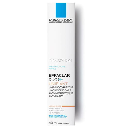 La Roche-Posay Effaclar Duo (+) Unifiant 40 ml Medium
