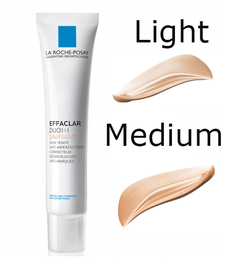La Roche-Posay Effaclar Duo (+) Unifiant 40 ml Light