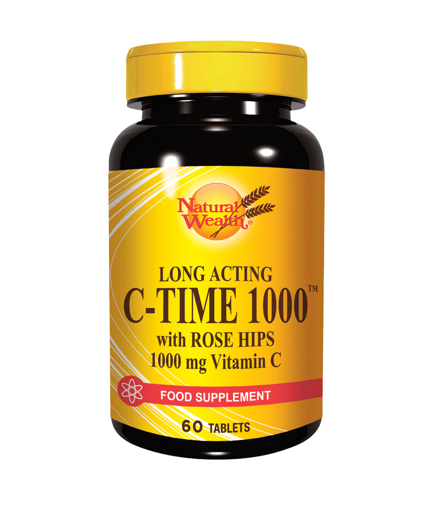 Natural Wealth C-Time 1000 60 tableta