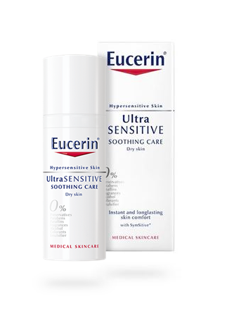 Eucerin UltraSENSITIVE krema za suhu kožu 50 ml