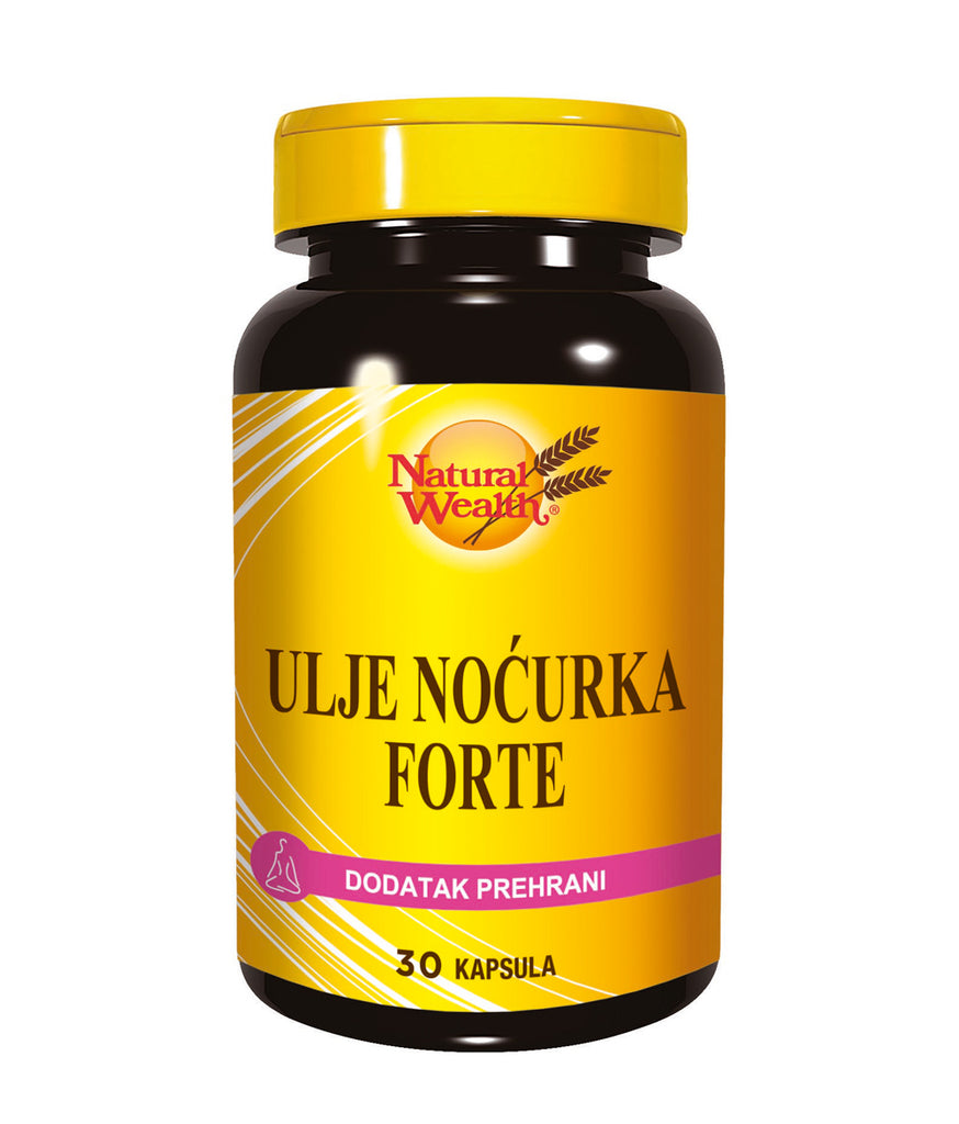 Natural Wealth Ulje noćurka Forte 30 kapsula