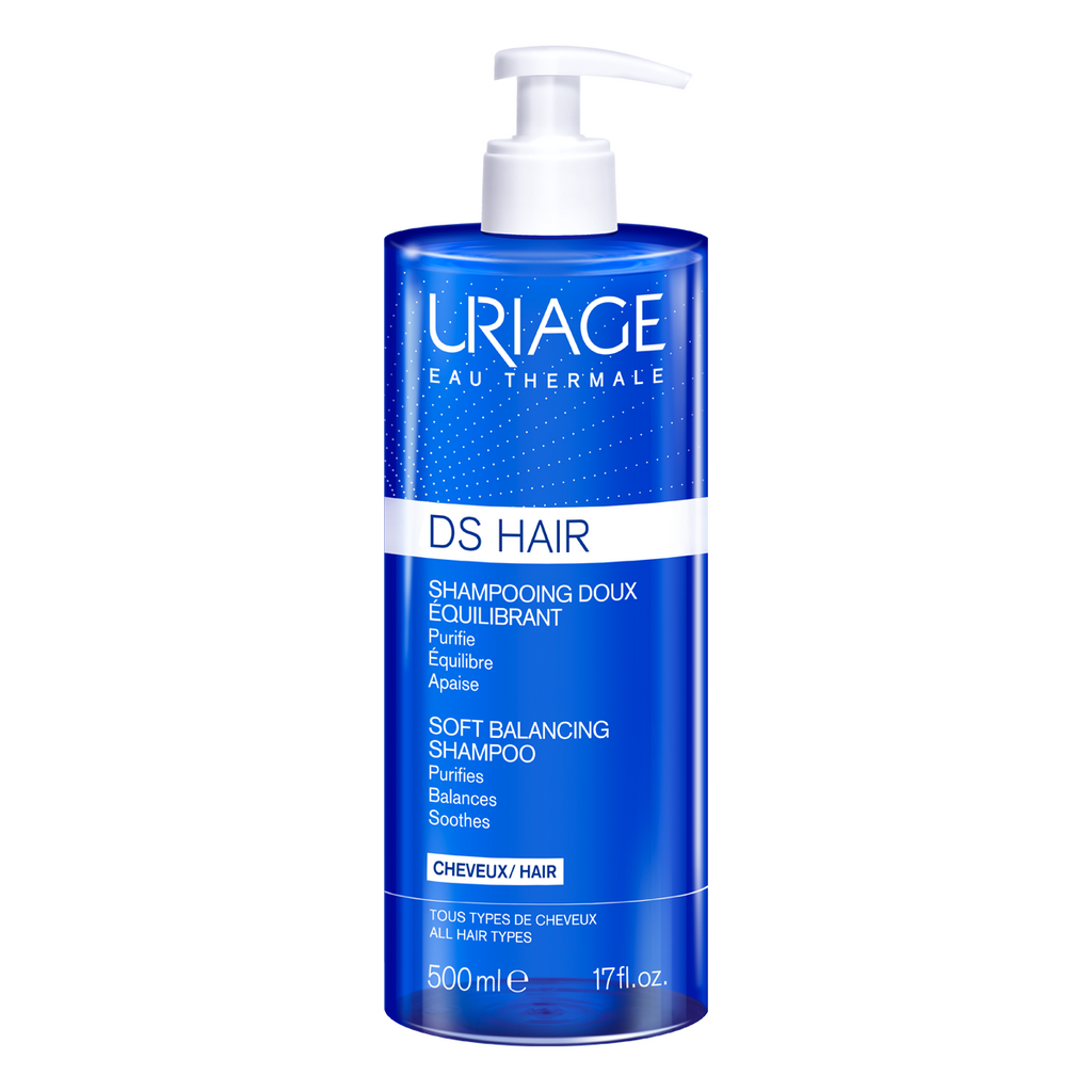 Uriage D.S. HAIR nježni šampon 500ml