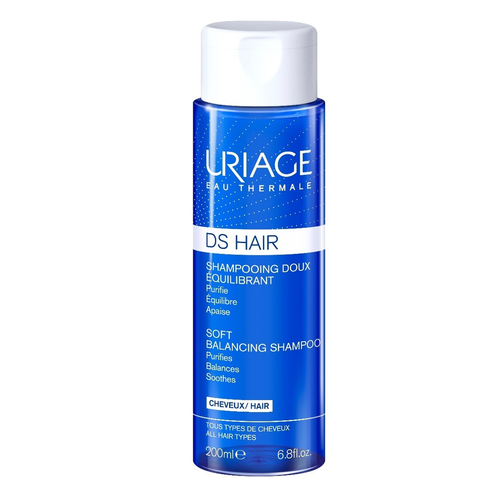 Uriage D.S. HAIR nježni šampon 200ml