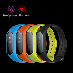 0.87'' OLED Smart watch Blood pressure/Heart rate Monitor - Gadget Runway