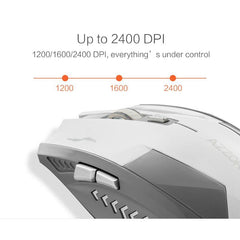Modern Gaming Wireless Optical Mouse Multi DPI - Gadget Runway